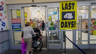 Store closures are reaching record highs