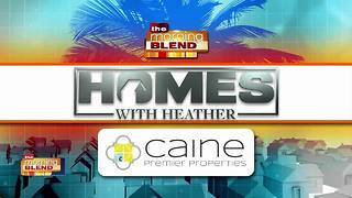 A Fresh Look At A Beautiful New Home With Caine Premier Properties - Video