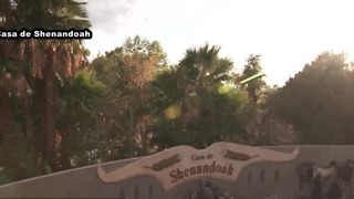 Casa de Shenandoah shut down as public attraction - Video