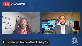 Tax tip Tuesday: IRS extended tax deadline to May 17