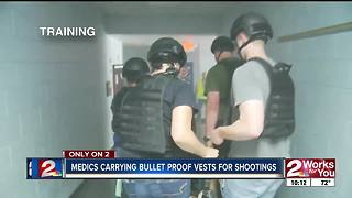 Muskogee EMS now equipped for active shooter situations