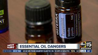 Is essential oils safe for your home?