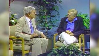 Jerry Van Dyke once worked in Indiana - Video