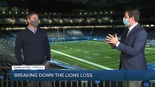 Breaking down Lions loss to Colts with beat writer Chris Burke