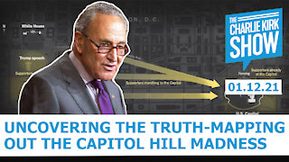 The Charlie Kirk Show - Uncovering The Truth—Mapping Out the Capitol Hill Madness
