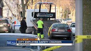 City employee safety changes - Video