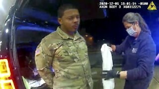Army Officer Police Video Sparks Calls for Investigation