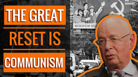 The Great Reset is Corporate Communism