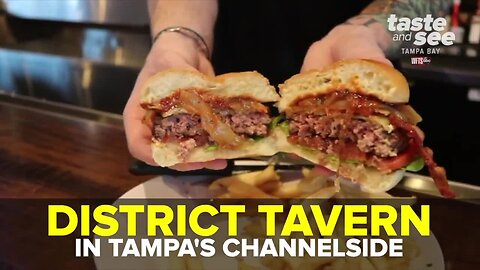 District Tavern | We're Open