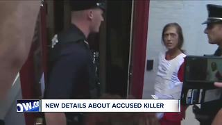 New details about accused killer