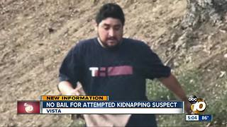 No bail for attempted kidnapping suspect - Video