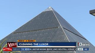 Why is the Luxor dirty? - Video