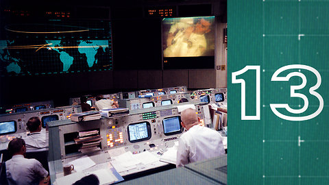 A Bomb Exploded on Apollo 13, Here's What Happened Next | Apollo