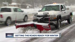 Officials to announce major upgrade to Detroit's neighborhood snow plowing plan
