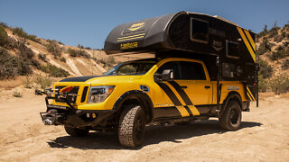 I Built The Ultimate Adventure Truck | RIDICULOUS RIDES