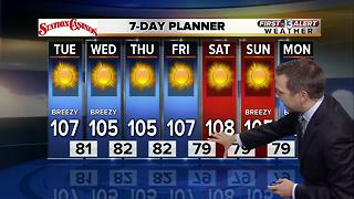 13 First Alert Weather for June 27 2017 - Video