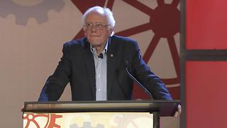 Bernie Sanders Responds To Shooting At Congressional Baseball Game