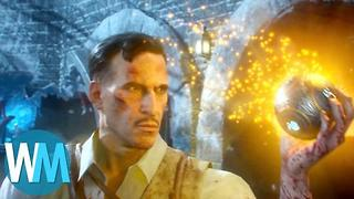 Top 10 Call of Duty Zombies Easter Eggs - Video