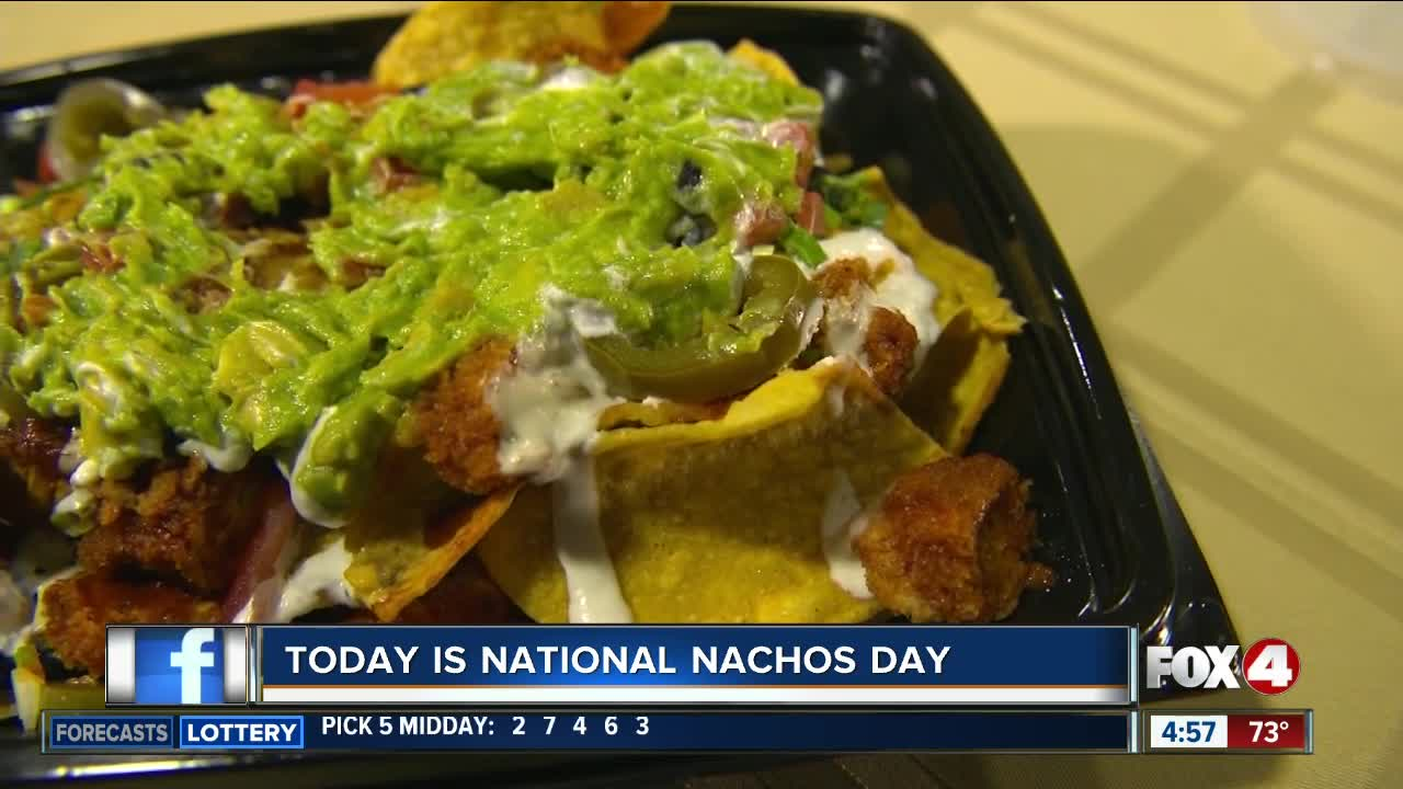 National Nacho Day