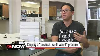 Greater Cleveland nonprofit helps keep promises - Video