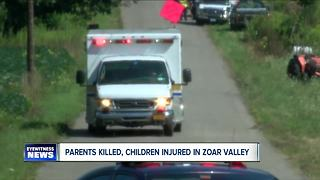 Husband and wife die in Zoar Valley - Video