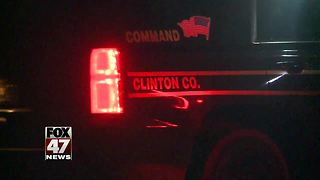 Man injured after shots fired at car in Clinton County - Video