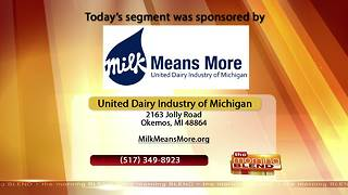 United Dairy Industry of Michigan -8/11/17 - Video