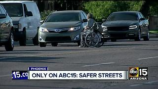Pedestrian deaths rapidly rising in Phoenix - Video