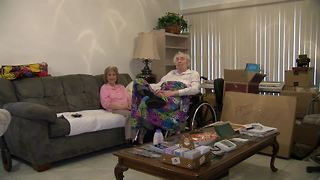 WWII veteran and wife booted from rental home - Video