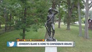 Residents worry about the future of Johnson's Island Confederate Cemetery - Video