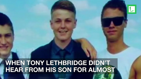 Son Missing for 30+ Hours. Dad Refuses to Believe He's Gone, Hires Helicopter to Find Him