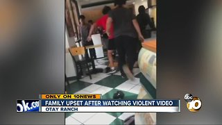 Otay Ranch family upset over violent video