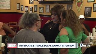 woman stranded in Florida - Video
