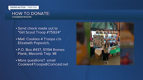 Cookies 4 Troops