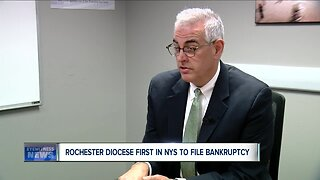 Diocese of Rochester files for bankruptcy