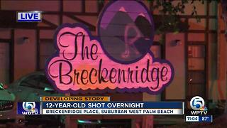12-year-old released from hospital after shooting