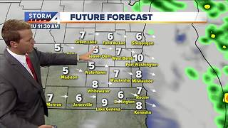 Brian Niznansky's Thursday morning Storm Team 4cast - Video