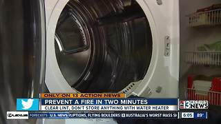 Do these 3 things right now to prevent a fast-moving house fire - Video