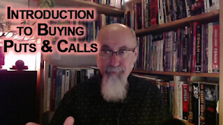 What Are Puts? Introduction to Buying Puts & Calls, Short Simple Explanation, Stock Market Trading