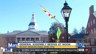 What to expect in the 2019 Md. Legislative Session