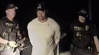 Tiger Woods DUI Dashcam Footage RELEASED, and It's Kinda Ugly - Video