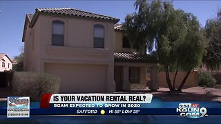 Renting a vacation home? You could be sending money to a scammer