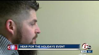 Free hearing aids gifted to community by Whisper Hearing Center - Video