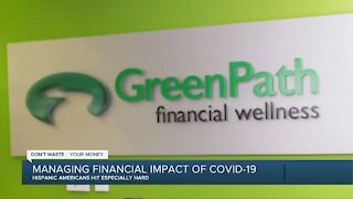 Managing the financial impact of COVID-19