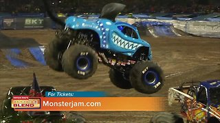 Monster Jam | Morning Blend
