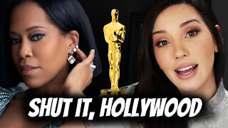 WOKE OSCARS RATINGS FAIL - No One Cares, Hollywood