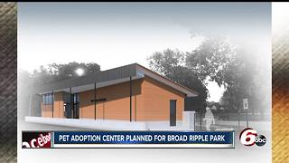 IACS to open satellite adoption center at Broad Ripple Park - Video