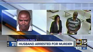 Litchfield man arrested for murdering wife 2 years ago - Video