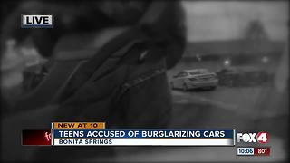 13 year-old facing 7 charges in connection to crime spree - Video