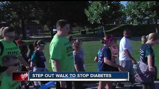 Step Out Walk to Stop Diabetes - Video